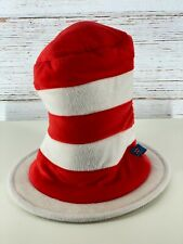 Dr. Seuss Cat In The Hat Youth Hat Adjustable Padded Foam Dress Up Halloween
