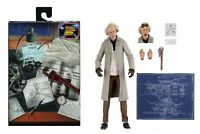 NECA Ultimate Doc Brown Back To The Future Action Figure IN STOCK