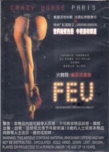 Crazy Horse Paris FEU DVD French NEW English Subtitles R3