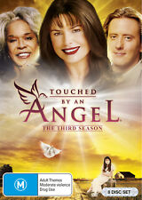 Touched by an Angel - Season 3 DVD [New/Sealed] Region 4