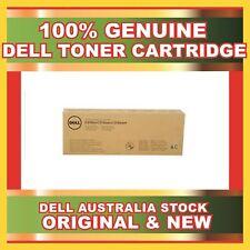 GENUINE ORIGINAL Dell C3760n C3760dn C3760dnf Series Cyan Toner Cartridge 2PRFP