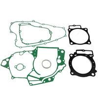 For Honda CRF450R 2009-2014 Engine Crankcase Cover Cylinder Top End Gasket Kit