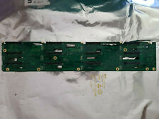 FREENAS SUPERMICRO 12 bay BPN-SAS-826A 2U CHASSIS SERVER BACKPLANE BOARD