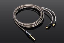 Silver Plated Audio Cable For FiiO F5 F9 F9SE F9Pro FH1 FH5 FA7 FA1 FH7 EARPHONE