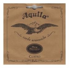 Juego De Cuerdas Cuatro Aquila 4CH