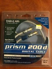 TARA LABS Prism 200d Digital Cable 1.0m RCA