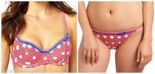 Freya Striped Swimwear Bikini Sets for Women