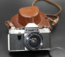 Fotoapparat Praktika PL nova 1 mit Tasche