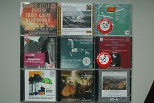 sealed 9cd Dvorak Symphonic Poems/New World/4 mains Talich Abbado Szell