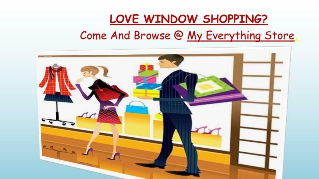 My everything store