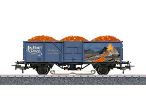 """Märklin 44818 Jim Knopf Offener Güterwagen """"Lavawagen"""" NEU OVP"""