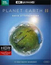 Planet Earth II [New 4K UHD Blu-ray] 4K Mastering, Amaray Case