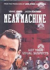 DVD:MEAN MACHINE - NEW Region 2 UK