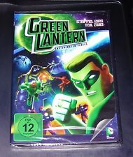 GREEN LANTERN THE ANIMATED SERIES TEMPORADA 1 Parte 2 DVD DOBLE