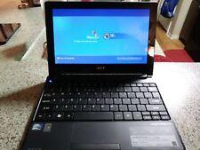 Acer Aspire One D255 AOD255-2DQkk 10.1in. (250GB, 1.66GHz, 1GB) Notebook/Laptop…