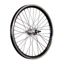 Taylor Wheels 20inch bike rear wheel double-wall rim for freewheels black/silver