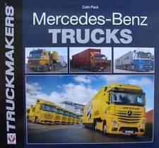 BOEK/LIVRE : MERCEDES BENZ TRUCKS  (vrachtwagen oldtimer,60s,70s,80s,90s,camion