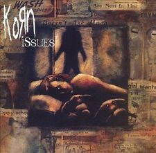 Issues Korn Audio CD Used - Very Good