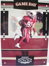 2004 PLAYOFF HONORS GAME DAY # GS-2 ANQUAN BOLDIN  CARDS !! BOX 29