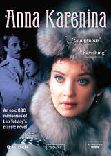 Anna Karenina, DVD, FREE SHIPPING, SEALED, BRAND NEW, 3-Disc Set, W/ Slip, BBC