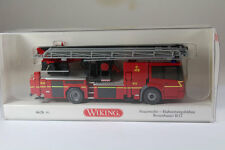 Wiking 062846 Rosenbauer Feuerwehr Hubrettungsbühne Neuware. (148)