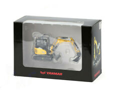 Diecast Toy Model ROS 1:50 Scale Yanmar SV 60 Minibagger Neu Excavator Vehicles