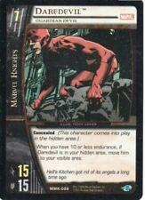 Marvel VS CCG - Marvel Knights - Daredevil #6 Foil