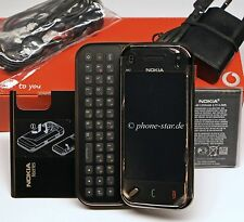 NOKIA N97-4 MINI 8GB RM-555 HANDY SMARTPHONE KAMERA MP3 WLAN UMTS TOUCH NEW NEU