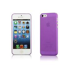 YemotaPro Ultra Slim iPhone 5 5S Hard Case Schutz Hülle Cover Bumper Tasche Lila