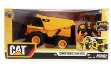 CAT Dump Truck Lights & Sound Construction Machine Giant RC Kids Remote Control