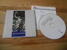 CD Pop Gene - Revelations (13 Song) Promo POLYDOR cb / Presskit