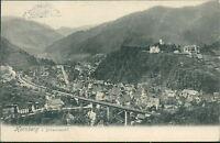 Ansichtskarte Hornberg Schwarzwald 1905 (Nr.948)