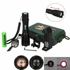 Hunting Light Night Vision Flashlight Torch Infrared 10W 940nm  Scope Torch