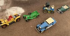 Gama - Solido - Mercedes - Matchbox und RIO Modellautos