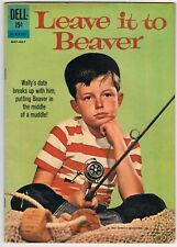 Leave It To Beaver 01-428-207 - Dell 1962