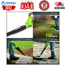 Variable Speed Leaf Cordless Blower 40V 150Mph,Battery,Charger Not Included 2428