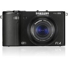Samsung EX2F Digital Camera - Black