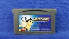 Gameboy Advance **ASTRO BOY Omega Factor Authentic Cart GBA Region Free PAL UK