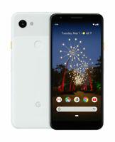 VERIZON Google Pixel 3a XL - 64GB - Clearly White (Single SIM)