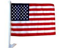 "12x16 USA American U.S.A. Car Window Vehicle 12""x16"" Flag (FI)"