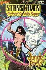Starslayer 15. First Comics 1984.  SF45