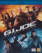 G.I. Joe: Retaliation Bluray NEW