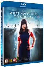 What Happened to Monday Blu Ray (Region B locked)