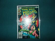 Marvel Comics; The New Mutants, #5 July '83. Uncert. VF