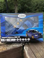 Testors 630018NT 1/32 SUBARU IMPREZA WRX. Brand New!!!!