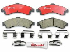 For 2004-2005 Buick Rainier Brake Pad Set Front Brembo 57361MQ