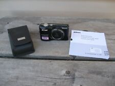 NIKON COOLPIX L28 Digital Camera 20.1mp With Case & Manual  TESTED