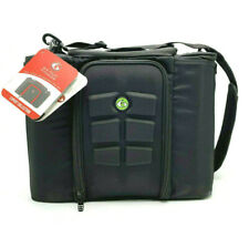 Six Pack Fitness Innovator 300 Meal Management Travel Gear Bag New With Tags
