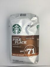 Starbucks PIKE PLACE Whole Bean Blend coffee Bean Medium Roast