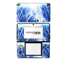 Vinyl Skin Decal Cover for Nintendo 3DS - Lightning